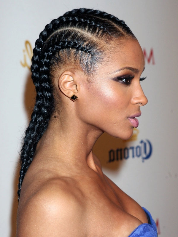 blackbraidhairstyle | Black Braid Haitstyles